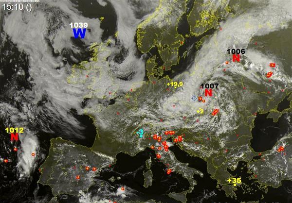 Czy będzie padać w Krakowie na rozpoczęcie roku szkolnego
