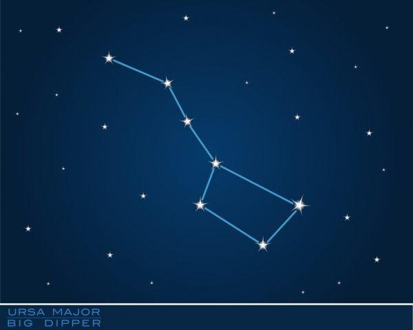 Есть любимое созвездия