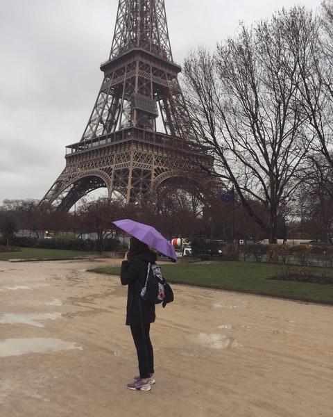 Warst du mal in Paris