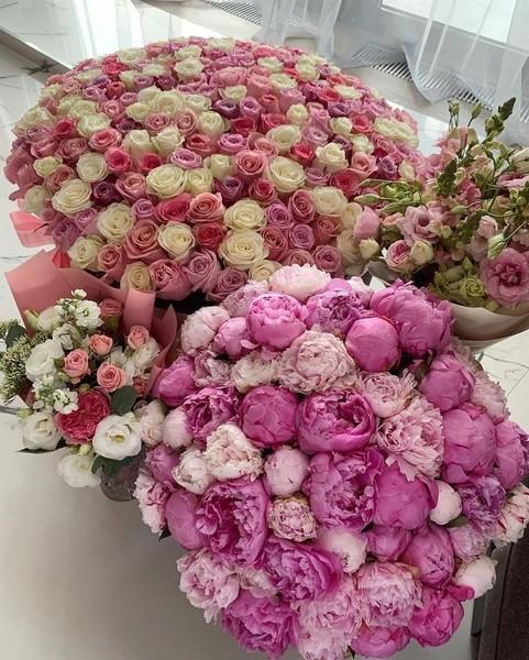Какие цветы ты любишь