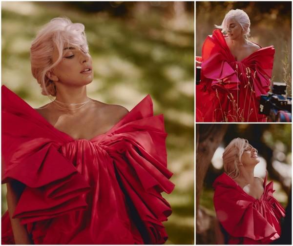 Lady Gaga jest twarzą nowego zapachu Valentino VOCE VIVA   Reklama z Gagą w