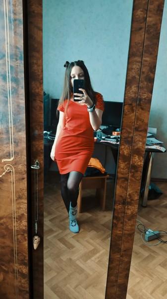 Привет Лиса могу я рассчитывать на твоё фото в полный рост и в платье а то