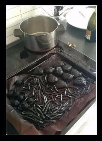 Kannst du gut kochen