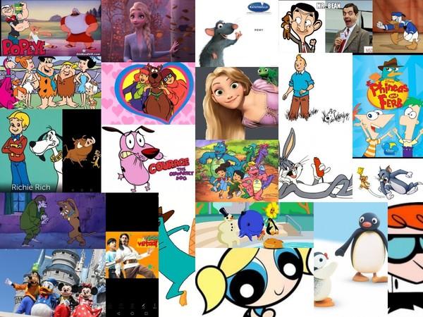 Your favourite cartoon or cartoon character