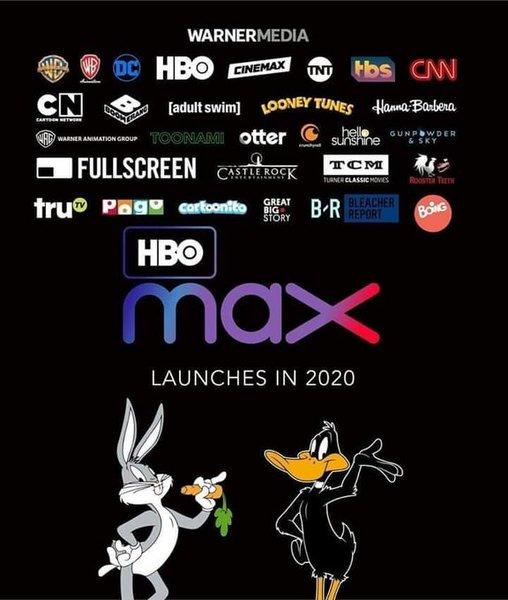 ATT  WarnerMedia presentan su servicio streaming HBOMax Todo lo de DC