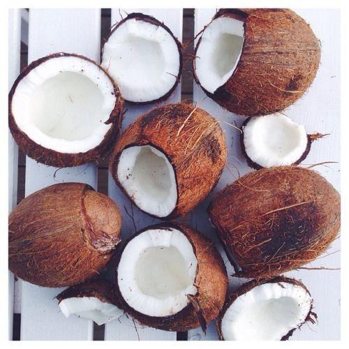кд  эстетика кокосов