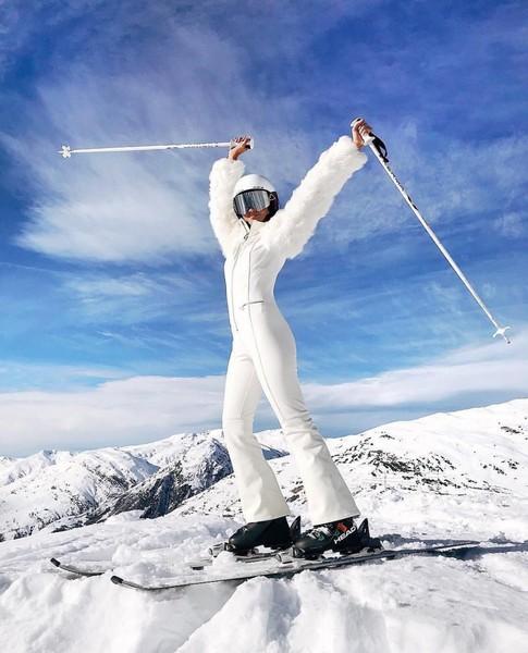 любишь на лыжах кататься