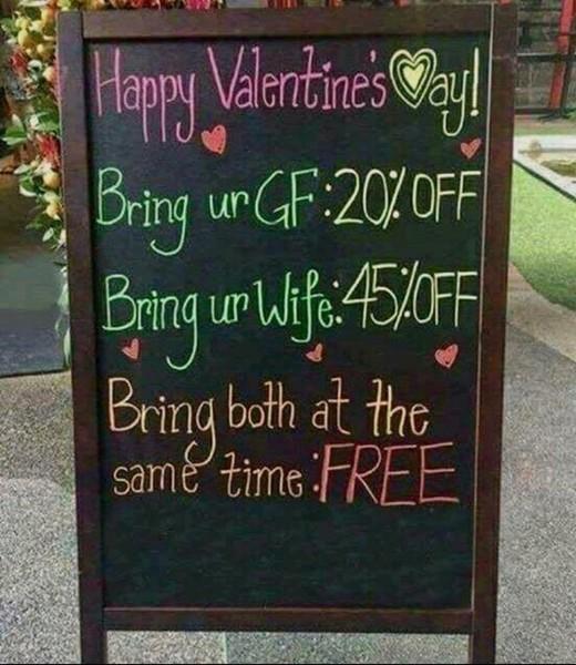 Was machst du wenn du am Valentinstag allein bist