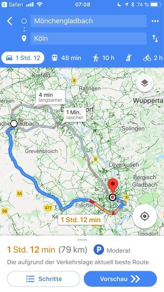 Nähe Köln