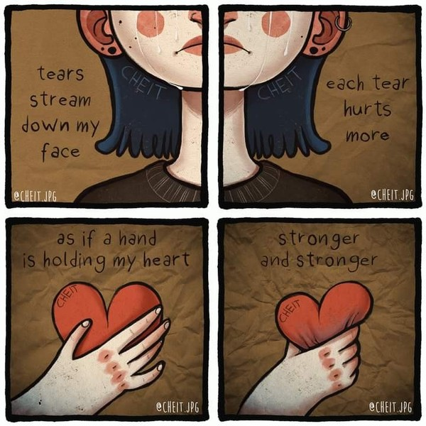 كيف حال قلبك