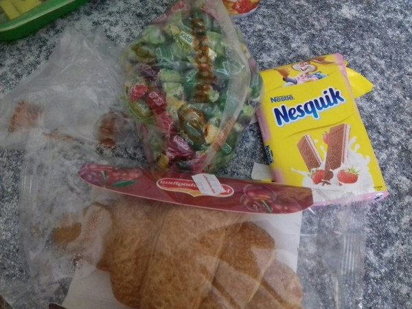 Любишь сладости