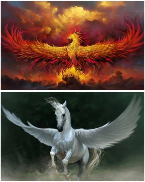 Jakie mityczne stworzenie mogłoby zostać przywrócone do życia na ziemi i zostać