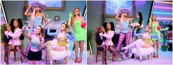 NEWS Figury Woskowe Little Mix w muzeum Madame Tussauds
