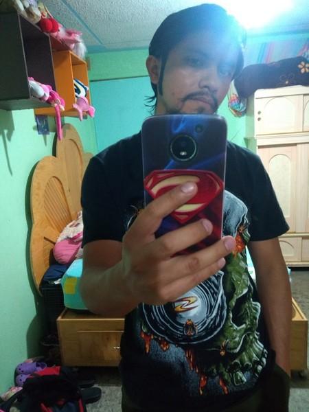 Foto en espejo