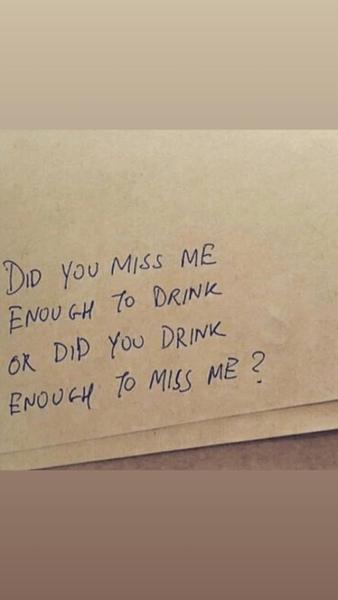 i wanna miss you