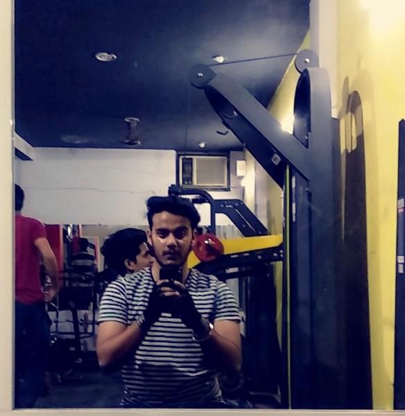 Gym waali pic