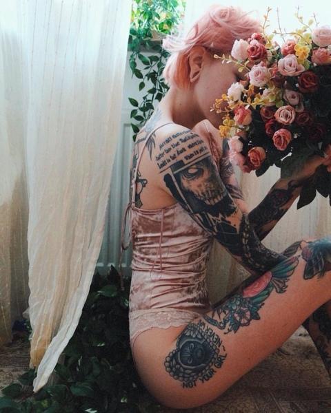 Które miejsca na tatuaż są najbardziej dogodne