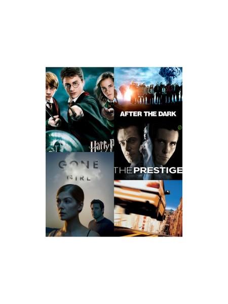 Поделись своим топом фильмов