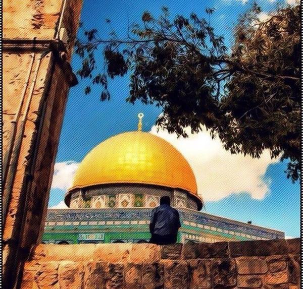 انت من القدس