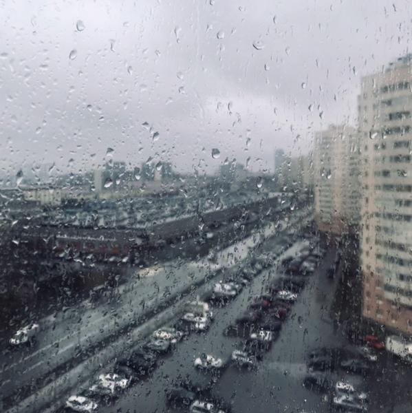Ребята привет  как дела  Как у вас погода У меня то сплошной дождь уже всю