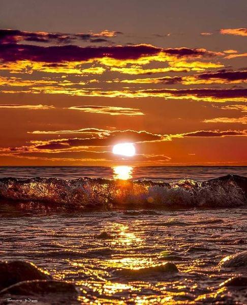 покажите самый красивый закат который вы видели фото