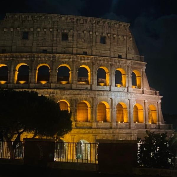 Sei di Roma