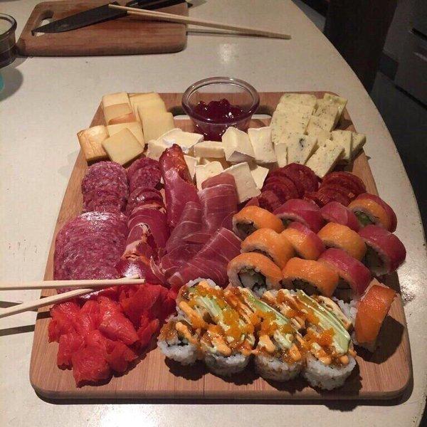 Что ты больше всего любишь кушать