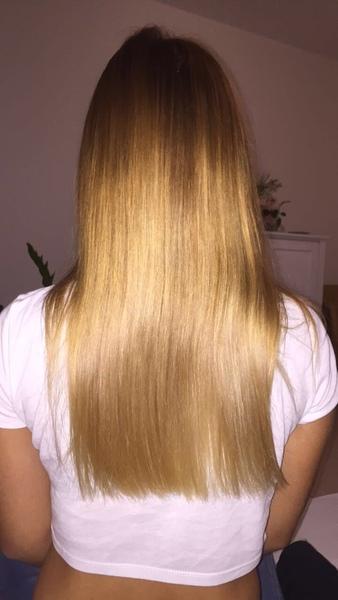 Blondine oder Brünette
