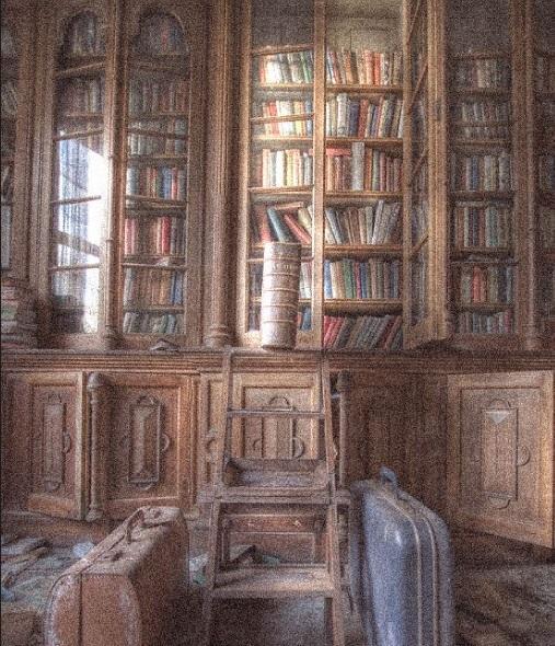 Есть ли в вашей личной библиотеке книги которые вы никогда не читали Стали бы вы