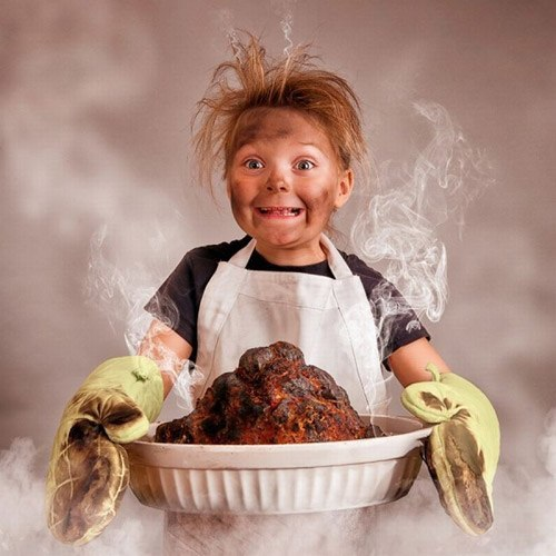 Что ты умеешь печь Какой из тебя кулинар