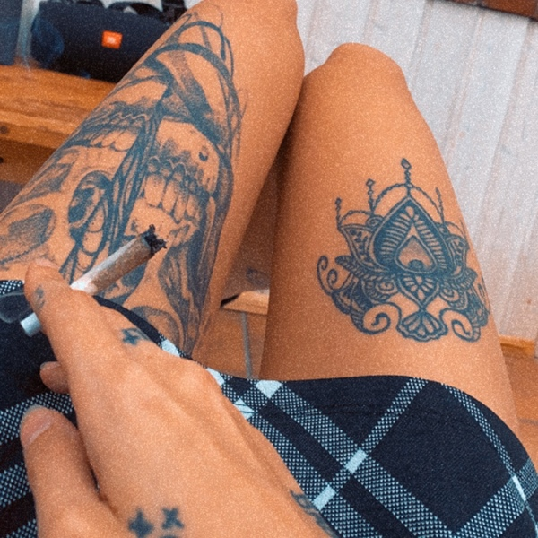 Hast du Tattoos