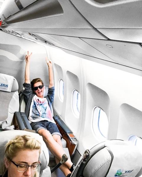 Ты Когда Нибудь Летал на Самолете