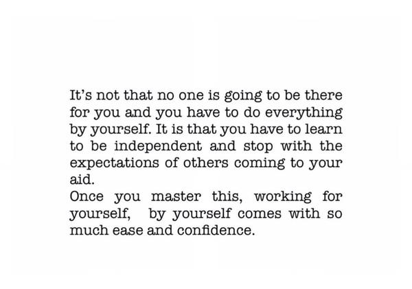 Deep words