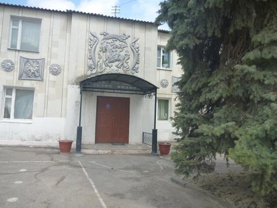 Какая история у дома где сейчас находится детский сад  5 в Новочеркасске