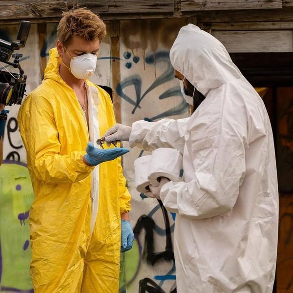 Что делаете для защиты от коронавируса