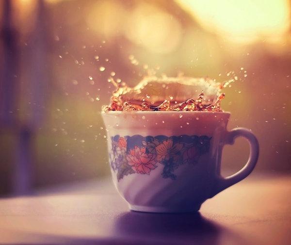 Najwidoczniej herbata to nie napój to już religia