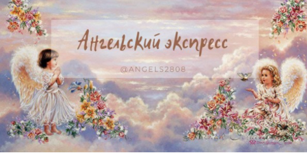Ангельский экспресс 12082021  15082021