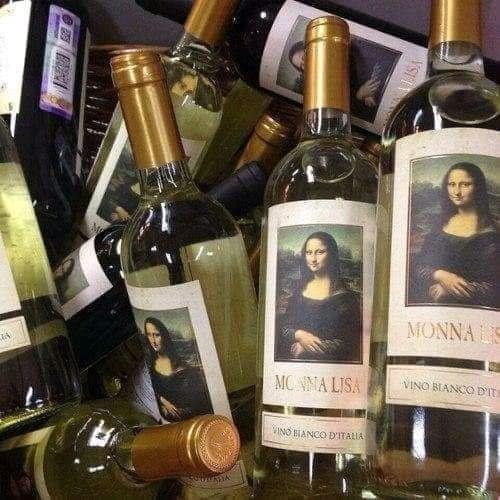 wine for art