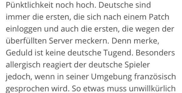 Dieser Satz alter xD  Österreicher sind Noobs und heulen immer beim zocken