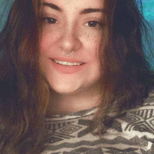 Hast du ein Bild wo du lächelst