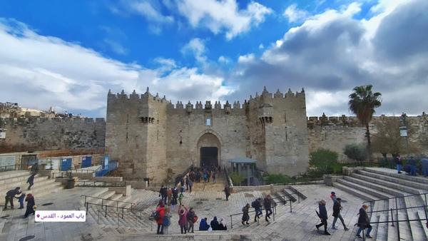 هناك في القدس  ما أن تسنشق الهواء حتى يستقر في صدرك إدمان يعيدك اليها مرارا
