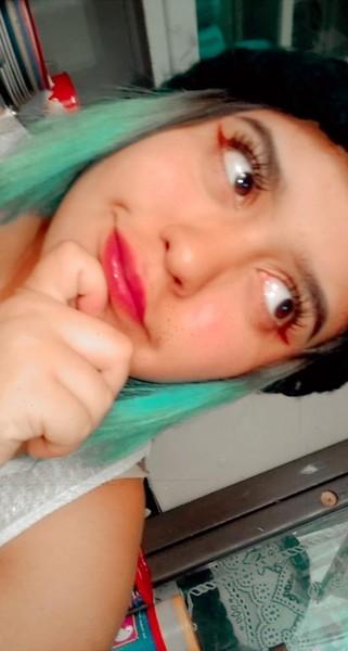 Te pintarias el cabello De que color