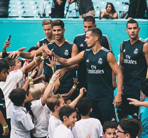 Który z piłkarzy od dziecka marzył aby grać w Realu A może łatwiej wypisać tych