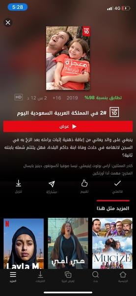 فيلم حلو ع نت فليكس