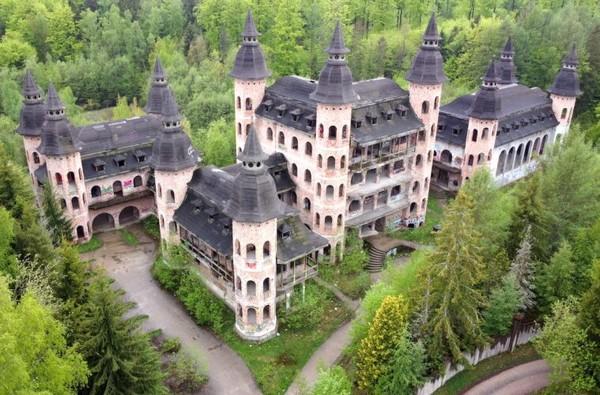 Czy zwiedzałeśaś kiedyś jakiś zamek Jak tak to jaki i gdzie
