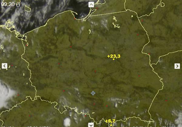 Do kiedy utrzyma się taka stabilna aura w rejonie Tarnowa