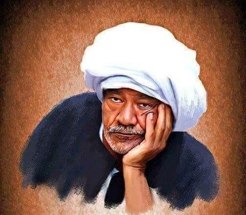 صاحب جدور القصب       سيبك من الزعازيع  لا تصاحب اللي نصب   ولا اللى أصله وضيع
