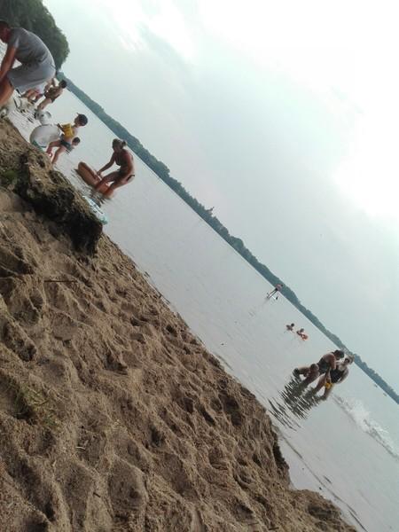 Opalanko nad morzem