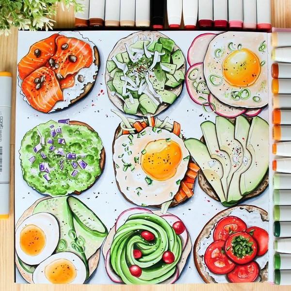Что вы любите кушать на завтрак