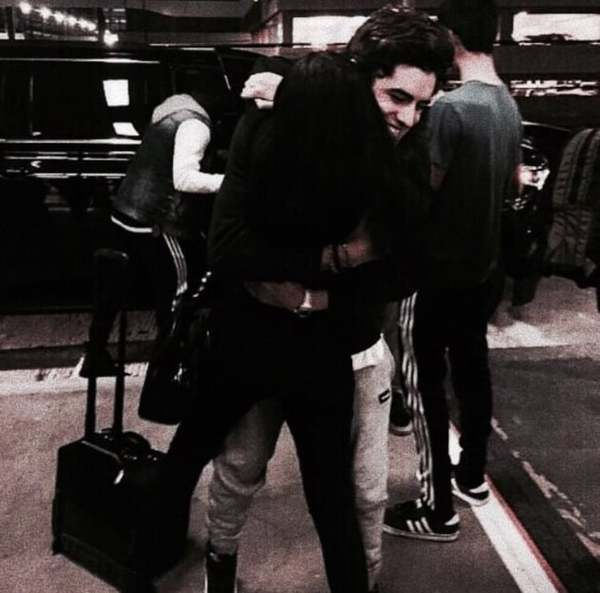 can this please be us when we finally meet each other